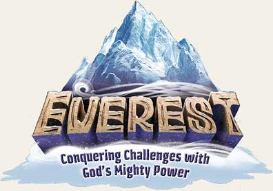 Mt. Everest VBS has come to Messiah! July 13-17 & 19, 2015