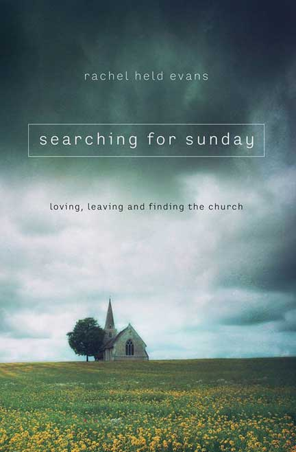 """Searching for Sunday: loving, leaving, and finding the church."" Tuesday Morning Small Group starts a new reading for the new year."