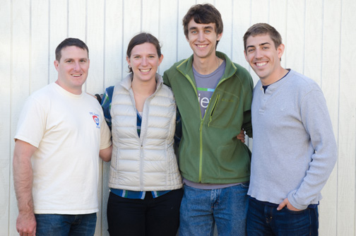 Former Summer Interns at Pacific Lutheran Theological Seminary ... and other places too