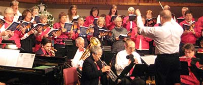 Music Programs Gearing Up for Christmas