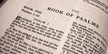 Intro to the Psalms Presented - Week 2