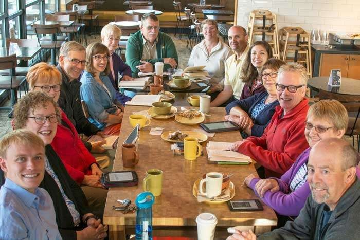 Tuesday Morning Prayer Breakfast Small Group begins new study August 30