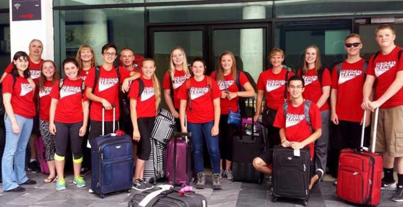 Guatemala Mission Team is inspired to serve
