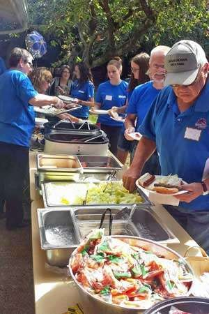 "All-Congregation Picnic and Day of Service for the ELCA's ""God's Work, Our Hands"" Sunday - September 11 after worship"