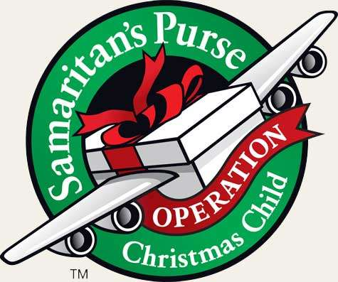 Final weekend of collections for Operation Christmas Child, Nov. 5-6