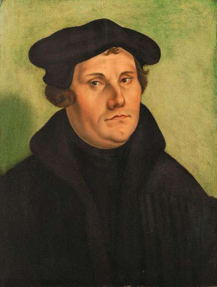 About the Lutherans - Martin Luther: Monk to Reformer