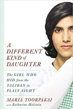 "Pr. Kathy's Book Club will read ""A Different Kind of Daughter"" for June 7"
