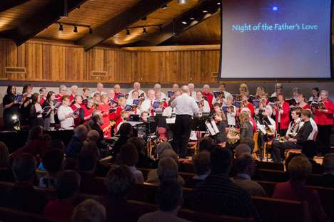 Special Invitation to participate in the Choir for its annual Christmas Cantata, December 2-3