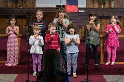 Messiah Music Opportunities for Children