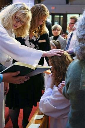 Baptisms, Confirmation, and Money
