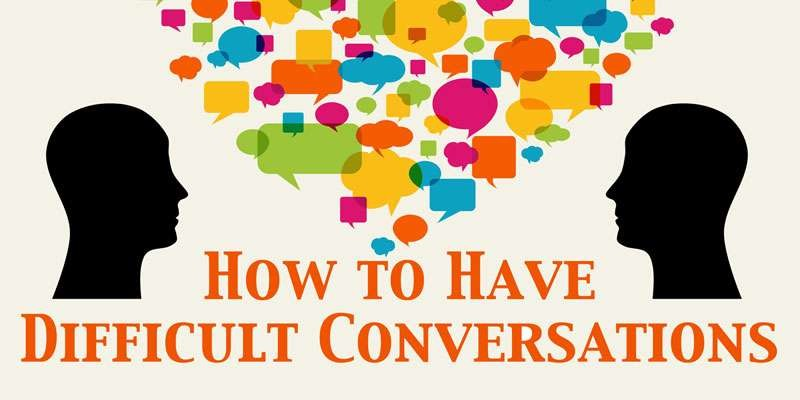 "Seminar on ""How to Have Difficult Conversations"" this Thursday, Jan. 18 - Everyone Welcome"