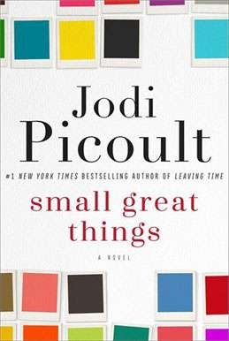 "Pr. Kathy's Book Club will read ""Small Great Things"" for February 7"