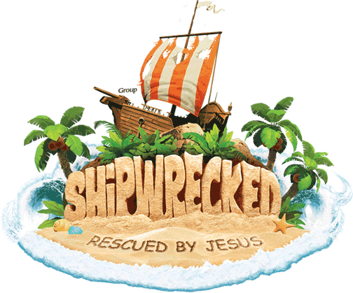 Countdown to VBS begins. Preschool and Elementary programs July 9-13, 15. Online registration opens May 6 at noon.